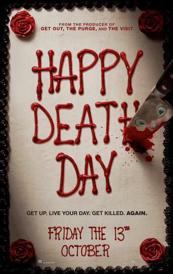 HAPPY DEATH DAY MOVIE  REVIEW AND SYNOPSIS