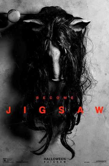 JIGSAW, HALLOWEEN ,TRENDING, SCARY HORROR MOVIE, THRILLER, BONE CHILLER celebritytakeout.com