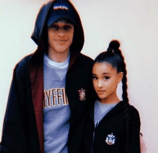 REPORT: Ariana Grande Is PREGNANT . . . Carrying Pete Davidson's Baby!!